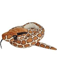Peluche serpiente PITÓN 137cm