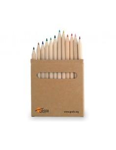 Set de lápices de colores...