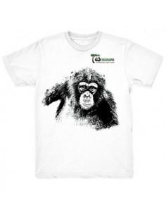 Camiseta unisex CHIMPANCÉ