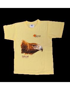 Camiseta unisex ÁGUILA REAL...