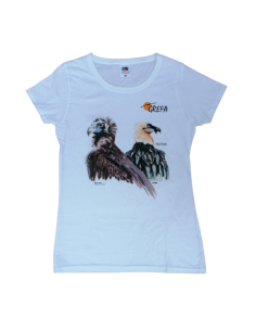 Camiseta mujer CARROÑERAS
