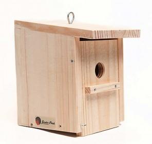 Caja nido para paseriformes...