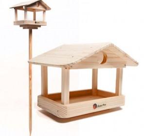 Comedero de madera modelo...